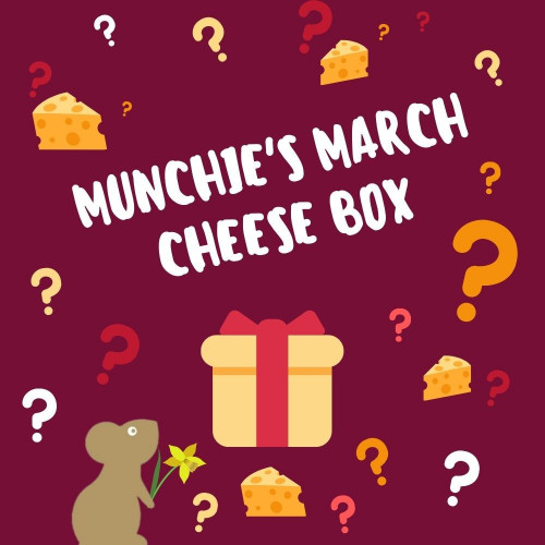 March Monthly Cheese Box