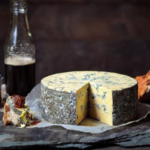 Large Northern Blue Cheese Round