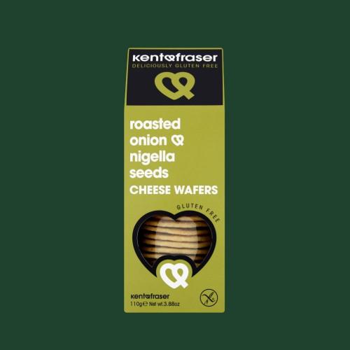 Roasted Onion & Nigella Seeds