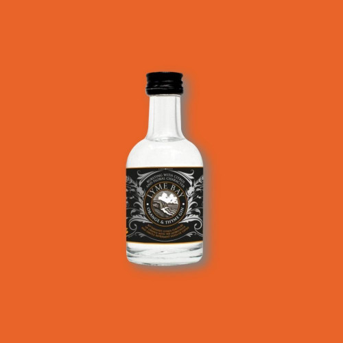 Orange & Thyme Gin 5cl
