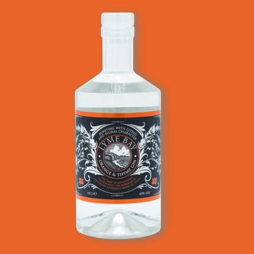 Orange & Thyme Gin 70cl