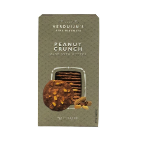 Luxury Peanut Thins