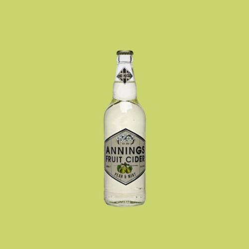 Pear & Mint Cider
