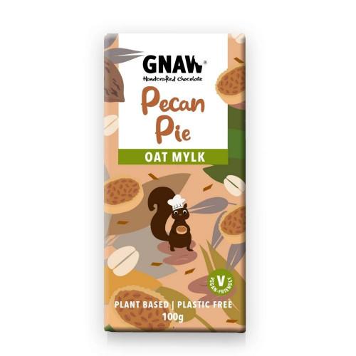Vegan Pecan Pie Oat Mylk
