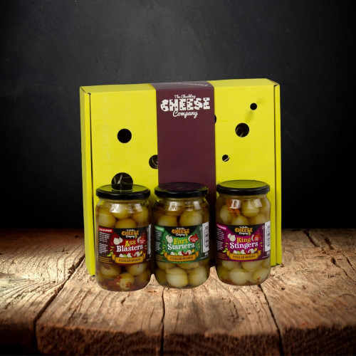 Comedy Pickled Onion Gift Box
