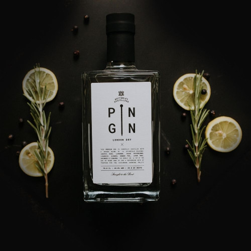 Pin Gin 35cl