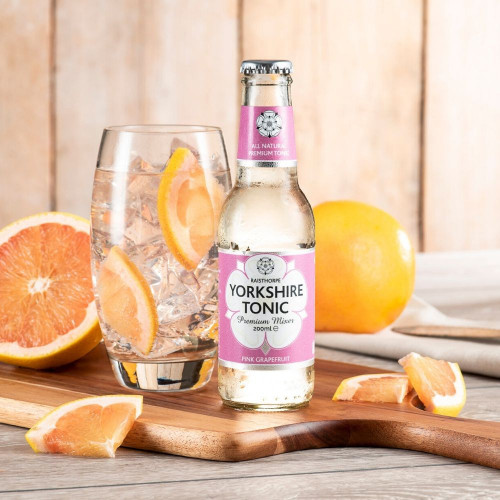 Pink Grapefruit Tonic