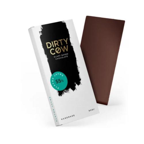 Luxury Dirty Cow Playne Jayne Chocolate Bar