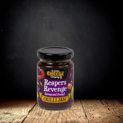 Reaper's Revenge Chilli Jam