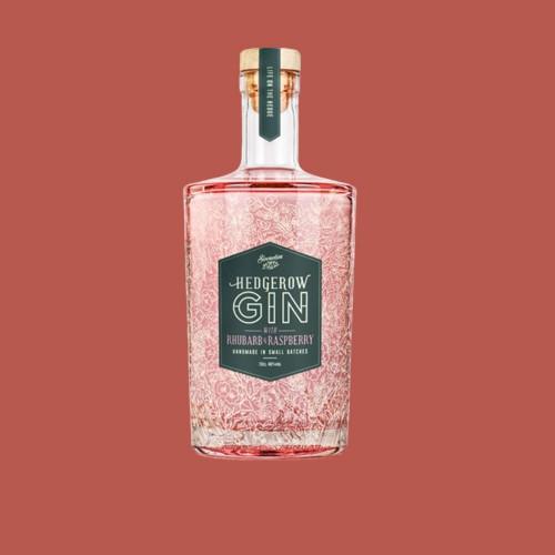 Rhubarb & Raspberry Gin 5cl