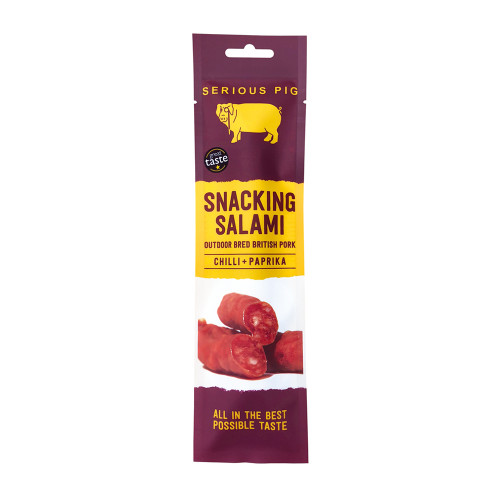 Snacking Salami Chilli & Paprika