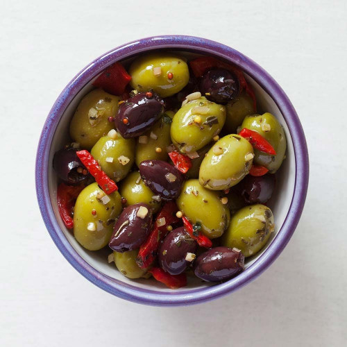 Siciliana Olive Pot