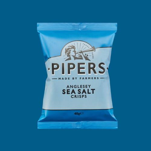 Anglesey Sea Salt Crisps
