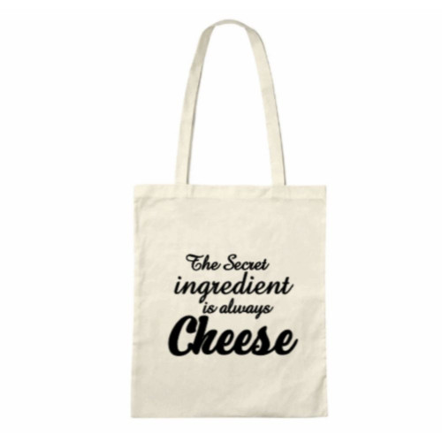 The Secret Ingredient is always Cheese