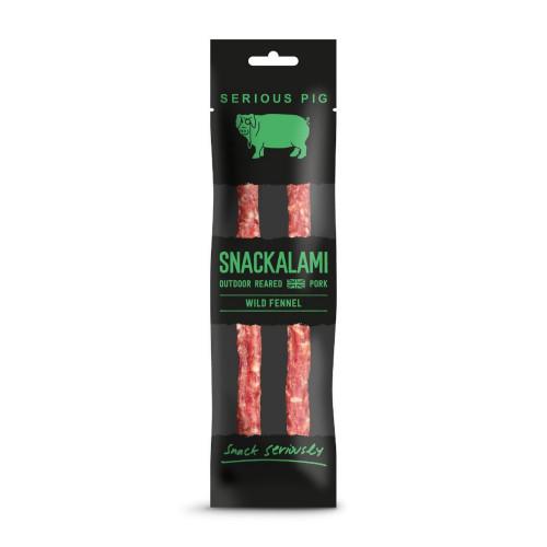 Snacking Salami Wild Fennel