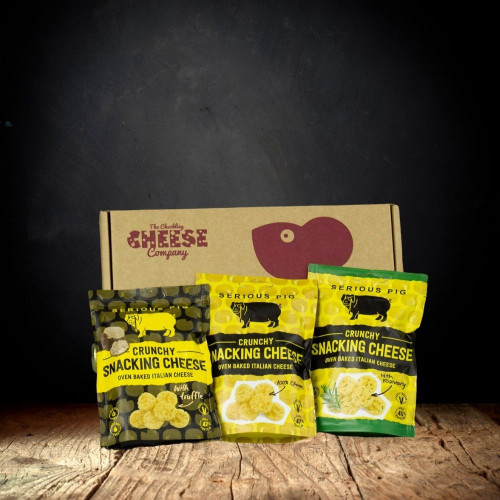 Snacking Cheese Gift Box
