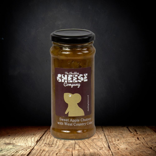 Sweet Apple & West Country Cider Chutney