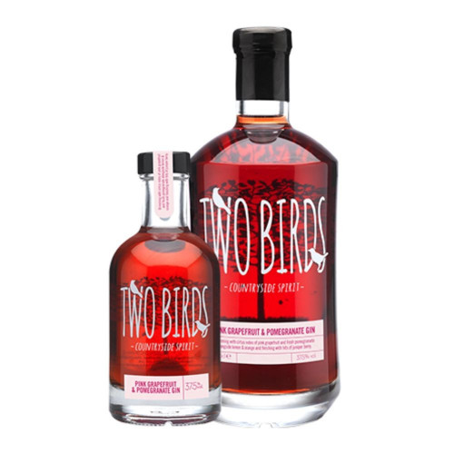 Pink Grapefruit & Pomegranate Gin 20cl