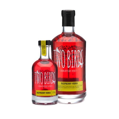 Raspberry Vodka 20cl