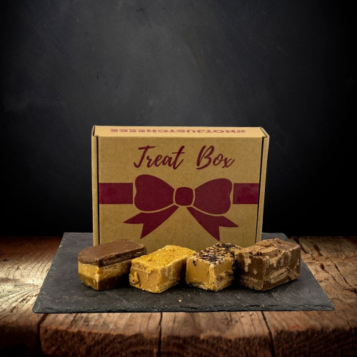 Luxury That Takes Biscuit Fudge Gift Box