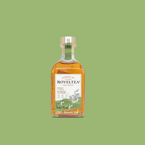 Oolong Tea with Whisky 25cl