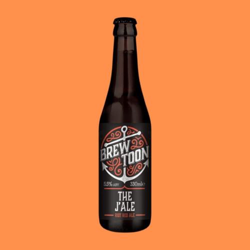 The J'Ale Riot Red Ale