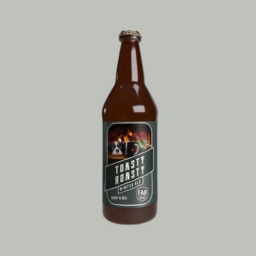 Toasty Roasty Winter Ale