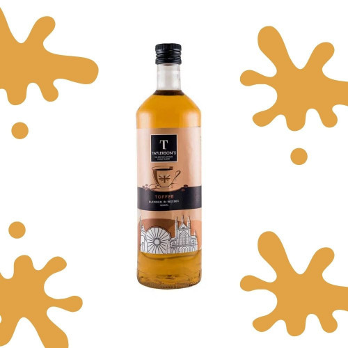 Toffee Flavour Syrup
