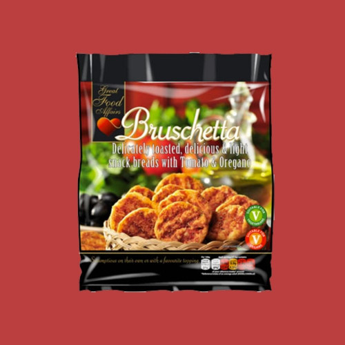 Tomato & Oregano Bruschetta