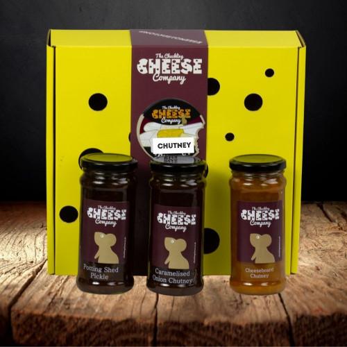 Trio of Chutney Gift Box