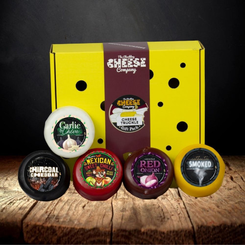 Waxed Truckle Gift Pack