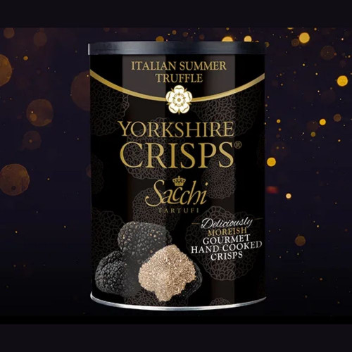 Yorkshire Truffle Crisps 100g Tub