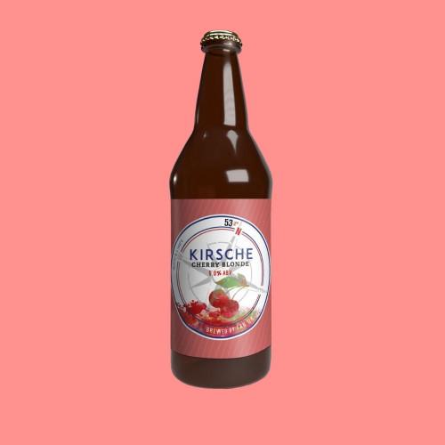 Kirsche Cherry Blonde
