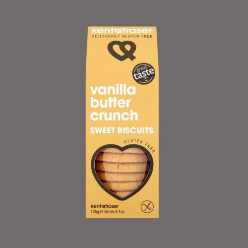 Vanilla Butter Crunch