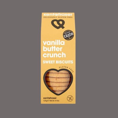 Vanilla Butter Crunch