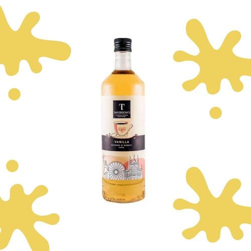 Vanilla Flavour Syrup