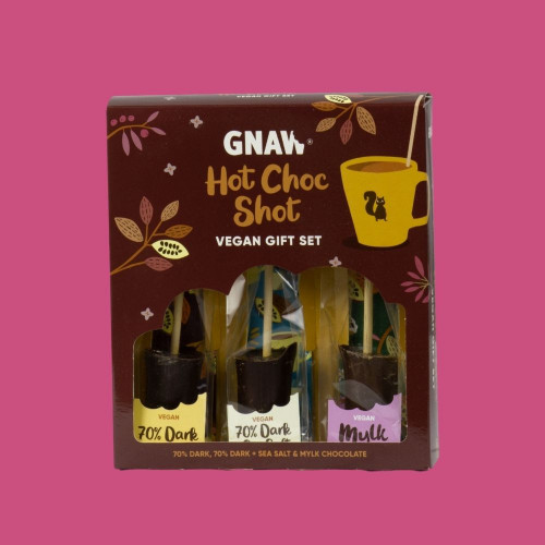 Vegan Hot Chocolate Gift Box