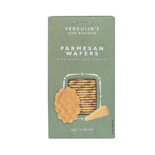 Parmasan & Pesto Wafers