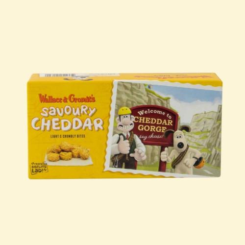 W&G Cheddar Bites