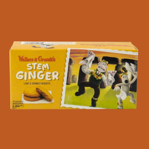 W&G Stem Ginger Biscuits