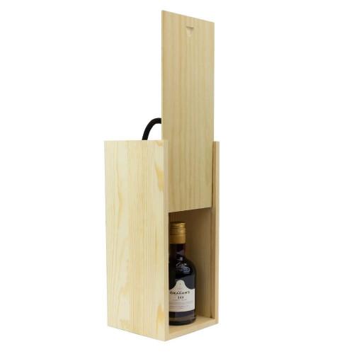 Wine Bottle Wooden Gift Box