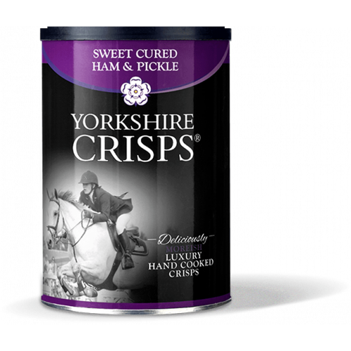 Ham & Pickle Crisps Tub 100g