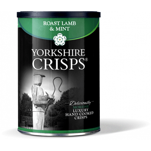 Roast Lamb & Mint Crisps Tub 100g